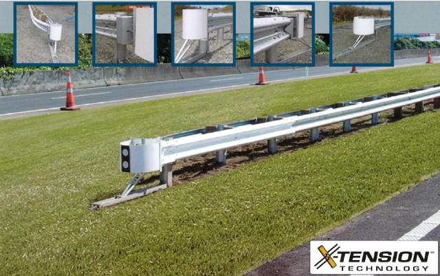 X-Tension™ Median Attenuator System